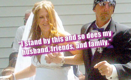 """Bride Dances Down Aisle to """"Crazy Bitch,"""" Lashes Out at Haters"""