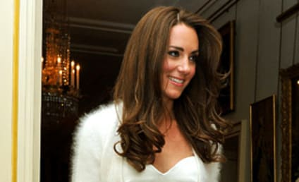 Kate Middleton Evening Gown: Simply Stunning