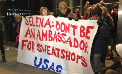 Selena Gomez: Targeted by Protesters!