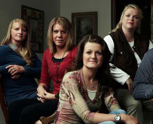 Sister Wives Women