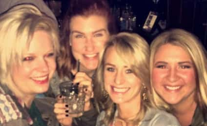 Leah Messer: Off the Wagon, Out Partying at Bars!