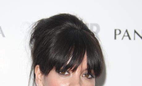 Lily Allen Close Up