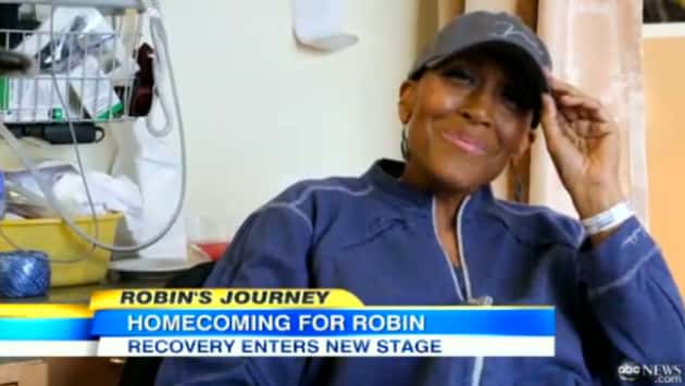 Robin Roberts Recovery