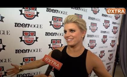 Jessica Simpson: Drunk on the Red Carpet?