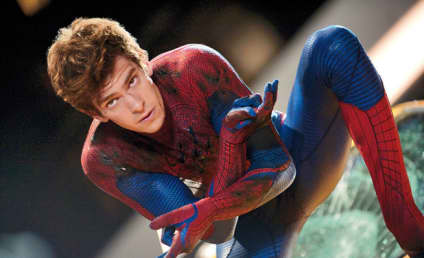 Andrew Garfield Confirmed For Spider-Man Sequel
