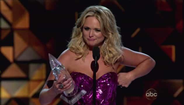 Miranda Lambert, CMA Awards