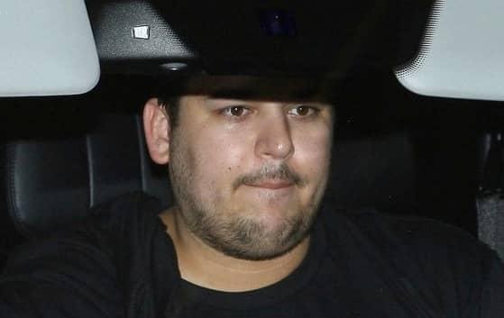 Very Large Rob Kardashian