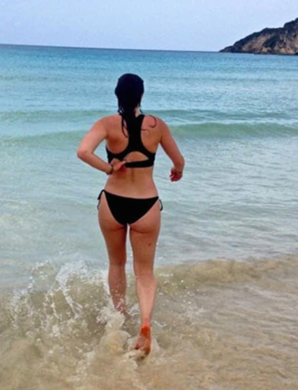 Vanessa Grimaldi Bikini Pic