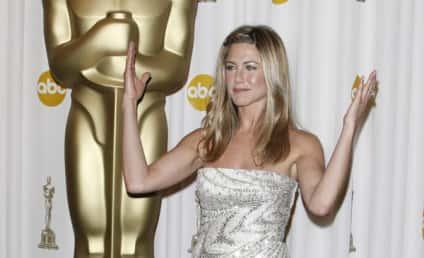 Jennifer Aniston to Oprah: Vaughniston is Still On