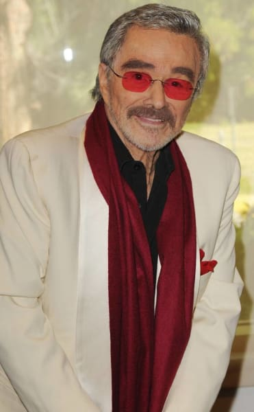 Burt Reynolds Red Carpet