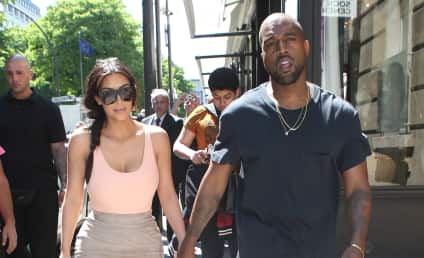 Kanye West Controls Kim Kardashian With GPS and Constant Phone Calls, Source Says