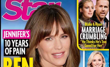 Ben Affleck LIED, BOOZED & GAMBLED Throughout Marriage to Jennifer Garner!