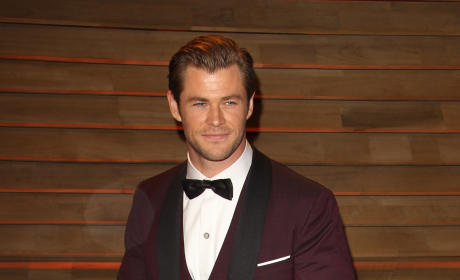 Who would you rather do: Chris Hemsworth or Ray J?