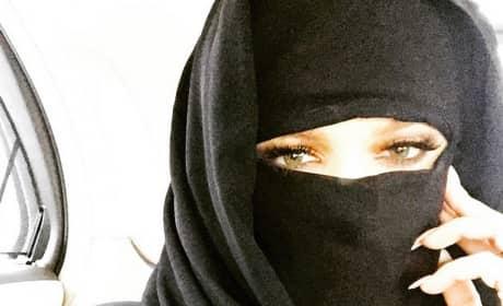 Khloe Kardashian Habibi Photo