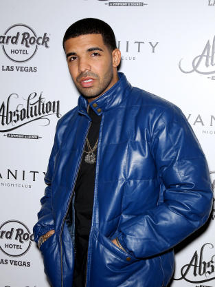 Drake in Vegas