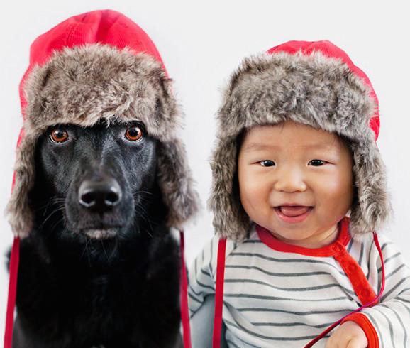 Jasper and Zoey