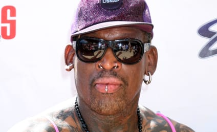 Dennis Rodman Throws Support Behind Donald Trump