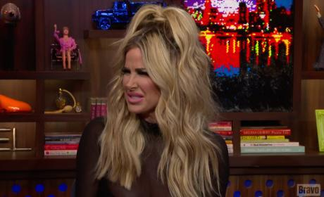 Kim Zolciak Responds to Real Housewives Rumors