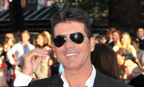 Simon Cowell Barred From Going Near Baby Mama's Son