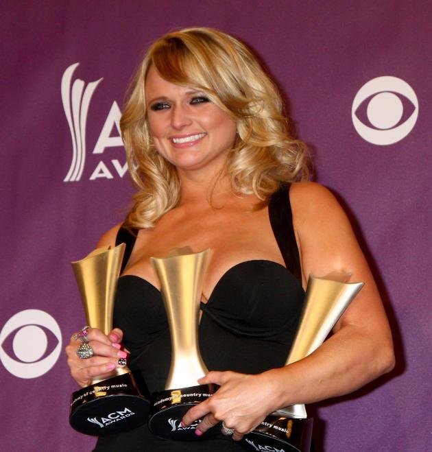 Miranda Lambert, Awards