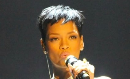 Rihanna to Judge The X Factor?