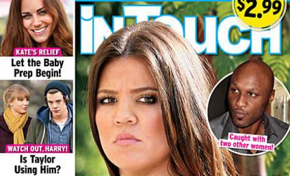 Khloe Kardashian: Betrayed by Lamar Odom?!?