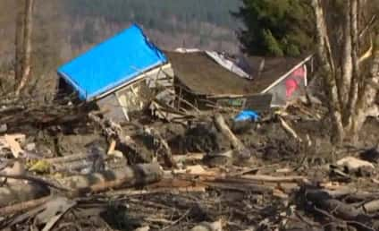 Washington Mudslide Leaves Eight Dead; 100 More Feared Missing