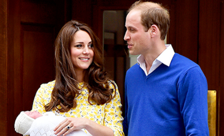 Kate, William, Royal Baby #2