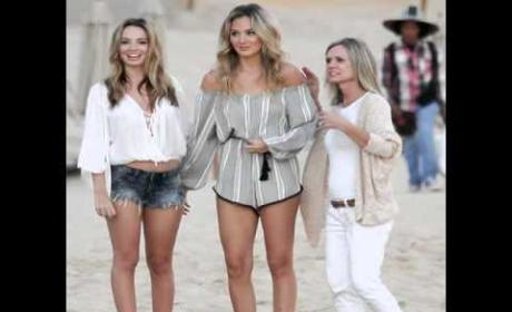 Lauren Bushnell: The Bachelor Beauty Rocks Bikini in Mexico ... But No Ring?