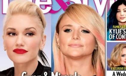 Gwen Stefani & Miranda Lambert: Fighting Over Blake Shelton?!