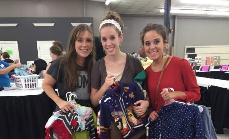 Duggars: Panicked Over Counting On Cancelation???