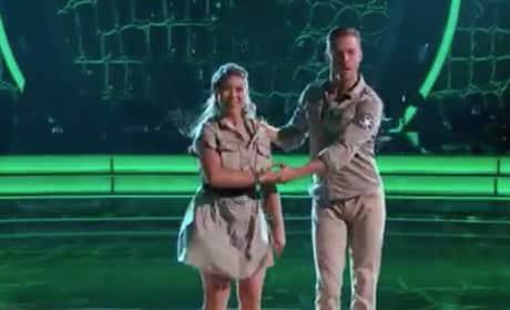 Bindi Irwin Jives Way to Top of Dancing with the Stars Scoreboard