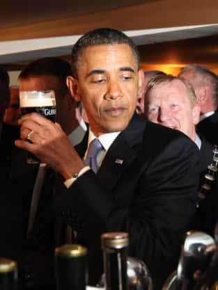 Barack Obama in Ireland