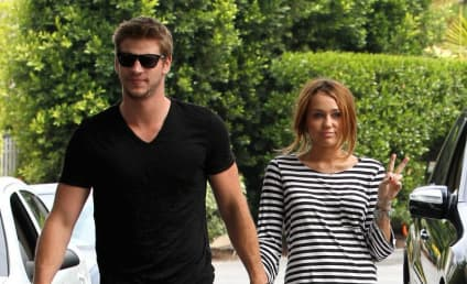 Miley Cyrus and Liam Hemsworth: Together, Happy, Fully Clothed