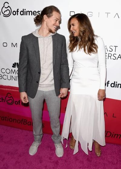 Ryan Dorsey and Naya Rivera Pic