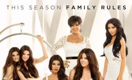 Keeping Up with the Kardashians Promo Pic
