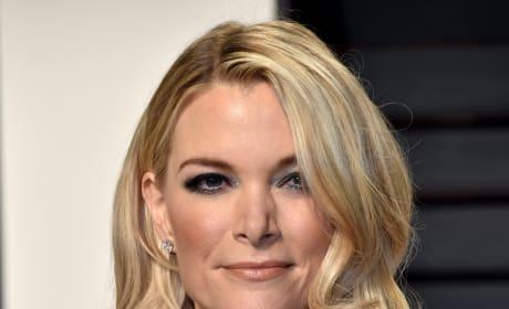 Megyn Kelly at Oscars Party