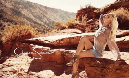 Jessica Simpson: Stunning, Sexy, Svelte in New Fashion Campaign!