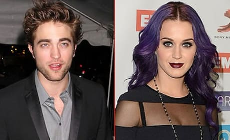 Katy Perry-Robert Pattinson Dating Rumors