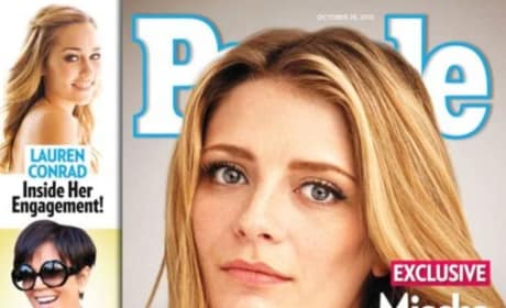 Mischa Barton People Cover