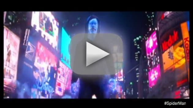 Amazing Spider-Man 2 Super Bowl Trailer
