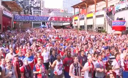 World Cup Fans Go Bonkers Over U.S. Goal: Watch, Cheer Now!