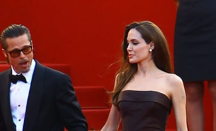 Brad Pitt & Angelina Jolie: A Sexy Cannes Date Night!