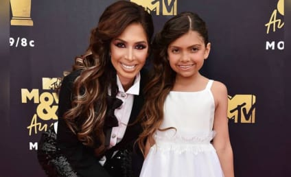 Farrah Abraham Dares Daughter to Tell Friend Her Dog Died!