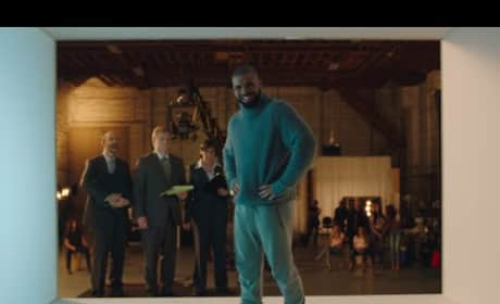 "Drake Super Bowl Commercial Parodies ""Hotline Bling"""