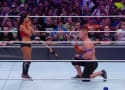 Nikki Bella & John Cena: Watch The Wrestlemania Proposal!