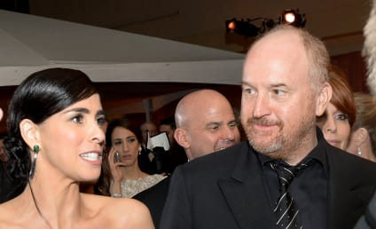 Sarah Silverman: I Let Louis C.K. Masturbate in Front of Me