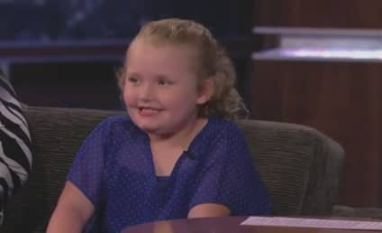 Honey Boo Boo Endorses Barack Obama for President