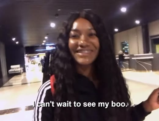 90 Day The Other Way: Brittany can't wait to see her boo