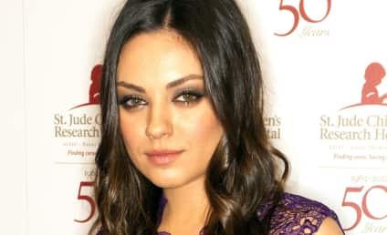 Mila Kunis Rep Shoots Down Ashton Kutcher Dating Rumor